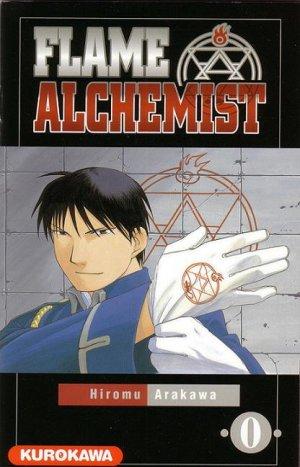 Fullmetal Alchemist édition Flame Alchemist