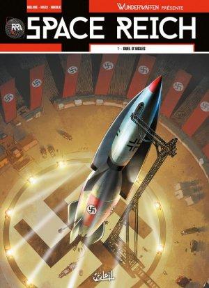 Wunderwaffen présente Space Reich T.1