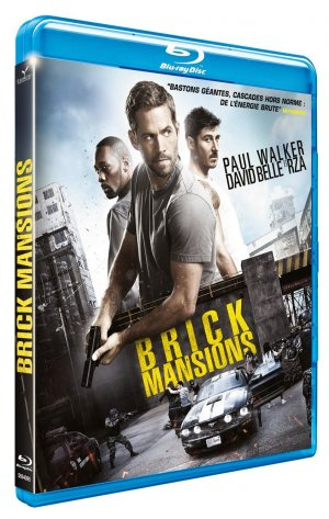 Brick Mansions édition Simple