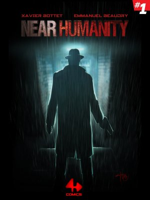 Near Humanity édition TPB softcover (souple)