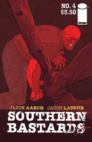 Southern Bastards # 4 Issues