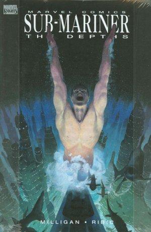 Namor - Voyage au fond des mers édition TPB hardcover (cartonnée)