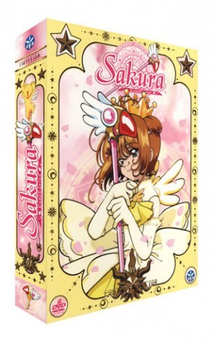 Card Captor Sakura édition Edition collector VOSTFR/VF
