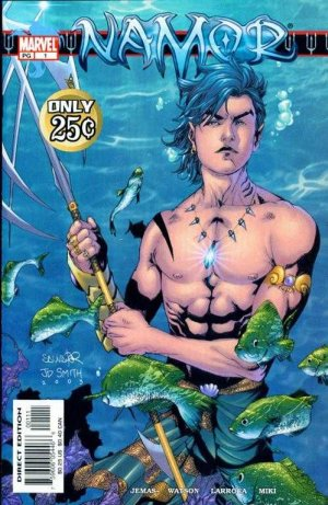 Namor édition Issues (2003 - 2004)