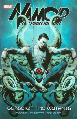 Namor - The First Mutant édition TPB softcover (souple)