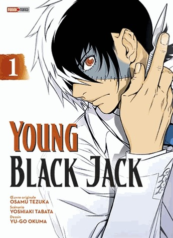 Young Black Jack T.1