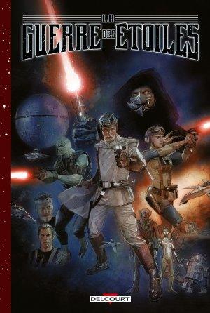 La Guerre des Etoiles (Projet Initial) édition TPB hardcover (cartonnée)