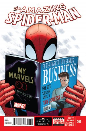 The Amazing Spider-Man # 6 Issues V3 (2014 - 2015)