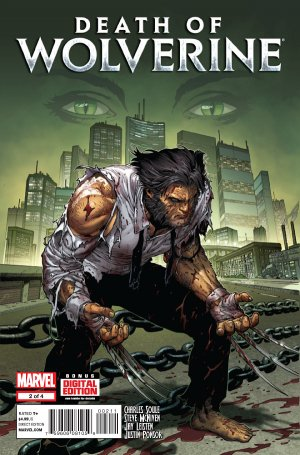 La Mort de Wolverine # 2 Issues (2014)