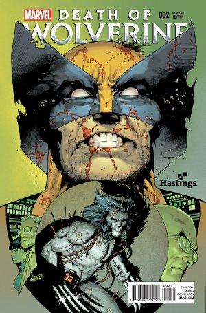 La Mort de Wolverine # 2