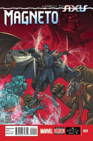 Magneto # 9 Issues V4 (2014 - 2015)