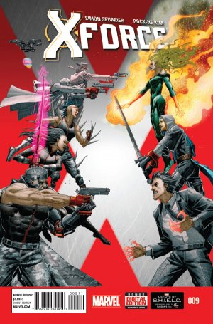 X-Force # 9 Issues V4 (2014 - 2015)