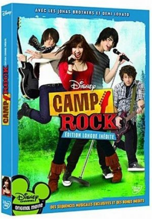 Camp Rock édition Simple