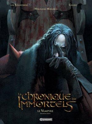 La chronique des Immortels # 4