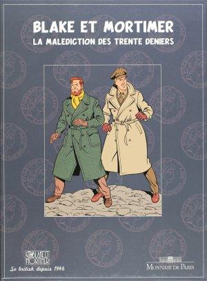 Blake et Mortimer édition Coffret