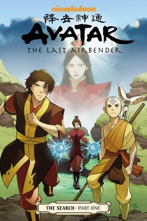 Avatar - The Last Airbender - The Search édition Simple