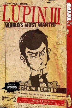 Lupin III: World's Most Wanted édition Simple