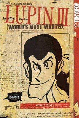 Lupin III: World's Most Wanted Manga