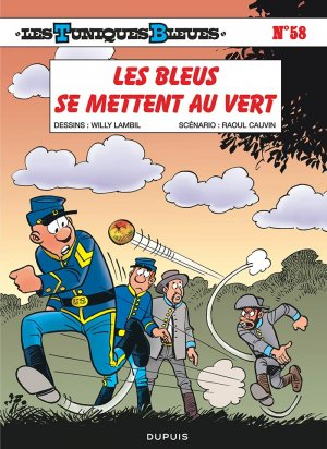 Les tuniques bleues # 58