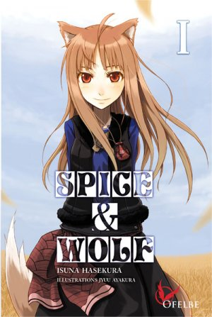 Spice and Wolf T.1