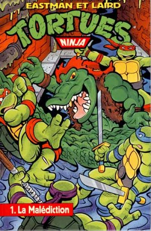Les Tortues Ninja édition TPB softcover (souple) - TMNT  Teenage Adventures