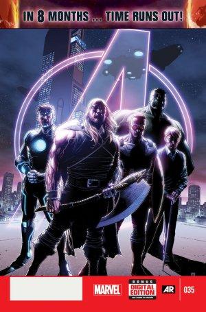 Avengers # 35 Issues V5 (2012 - 2015)