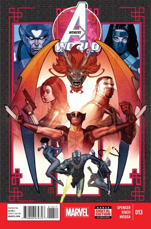 Avengers World # 13 Issues (2014 - 2015)