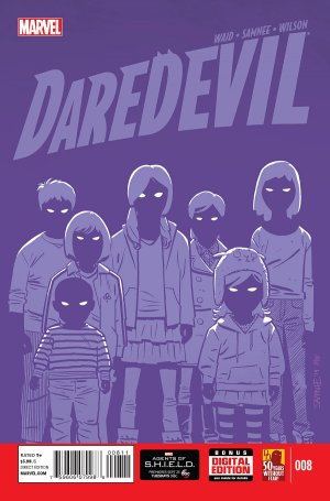 Daredevil # 8 Issues V4 (2014 - 2015)