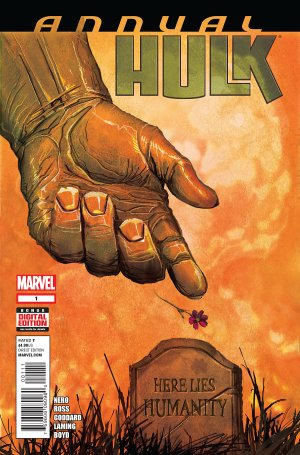 Hulk édition Issues V4 - Annual (2014)