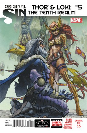 Original Sin # 5.5 Issues (2014)