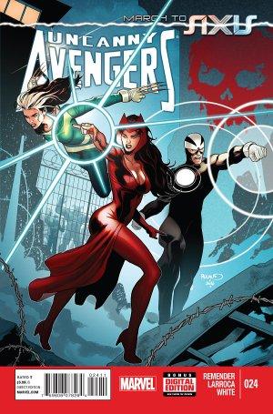 Uncanny Avengers # 24 Issues V1 (2012 - 2014)