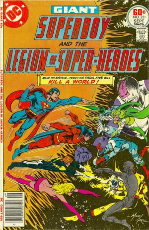 Superboy and the Legion of Super-Heroes édition Issues (1973 - 1979)