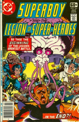 Superboy and the Legion of Super-Heroes # 241 Issues (1973 - 1979)