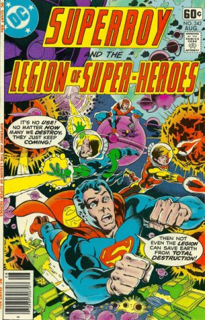 Superboy and the Legion of Super-Heroes # 242 Issues (1973 - 1979)