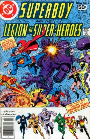Superboy and the Legion of Super-Heroes # 243 Issues (1973 - 1979)