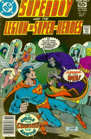 Superboy and the Legion of Super-Heroes # 244 Issues (1973 - 1979)