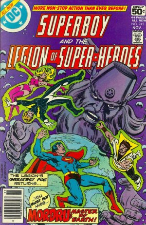 Superboy and the Legion of Super-Heroes # 245 Issues (1973 - 1979)