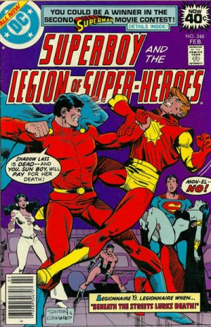 Superboy and the Legion of Super-Heroes # 248 Issues (1973 - 1979)