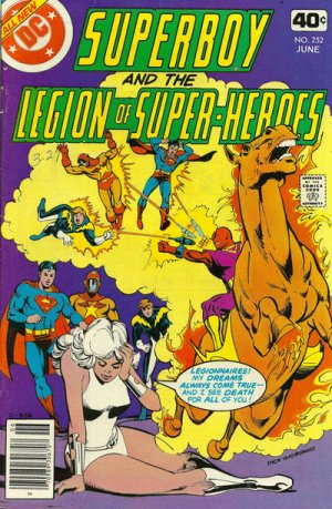 Superboy and the Legion of Super-Heroes # 252 Issues (1973 - 1979)