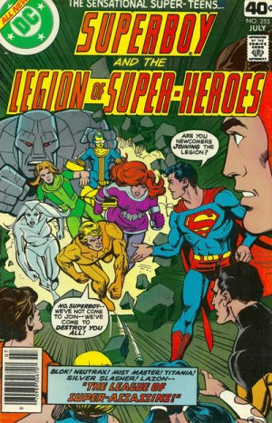 Superboy and the Legion of Super-Heroes # 253 Issues (1973 - 1979)