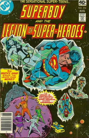 Superboy and the Legion of Super-Heroes # 254 Issues (1973 - 1979)