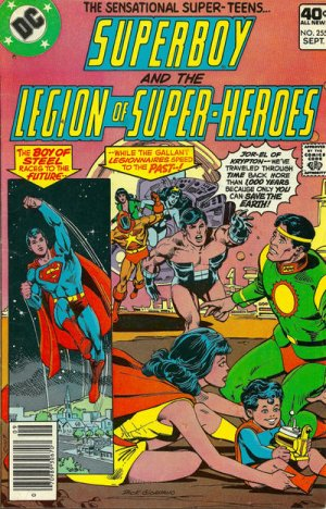 Superboy and the Legion of Super-Heroes # 255 Issues (1973 - 1979)