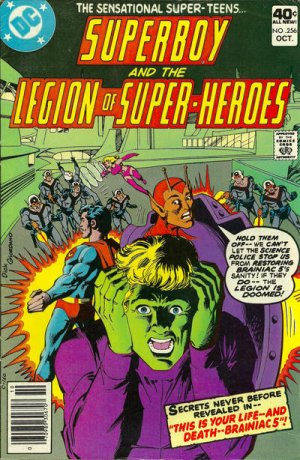 Superboy and the Legion of Super-Heroes # 256 Issues (1973 - 1979)