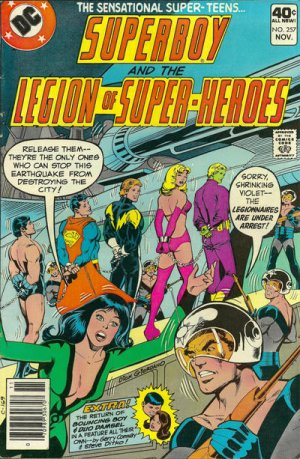 Superboy and the Legion of Super-Heroes # 257 Issues (1973 - 1979)