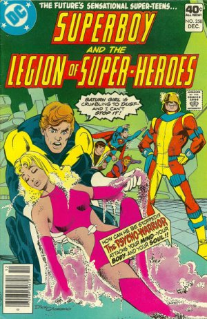Superboy and the Legion of Super-Heroes # 258 Issues (1973 - 1979)