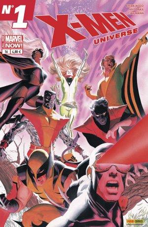X-Men Universe # 16