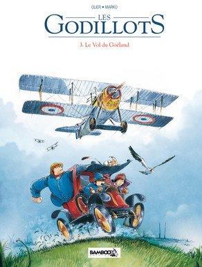Les godillots 3 - Le vol du goëland