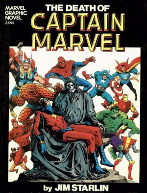 Marvel Graphic Novel # 1 Issues (1982 - 1989)