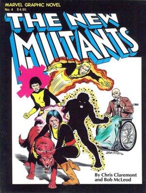 Marvel Graphic Novel # 4 Issues (1982 - 1989)