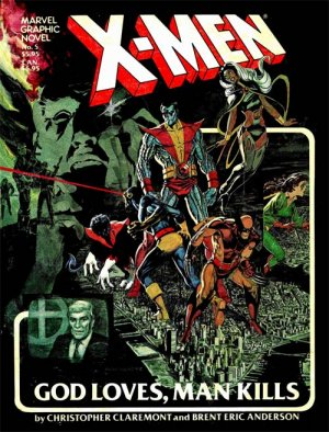 Marvel Graphic Novel # 5 Issues (1982 - 1989)
